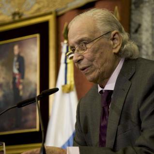 FALLECE GILBERTO ALEMÁN, CRONISTA CANARIO.